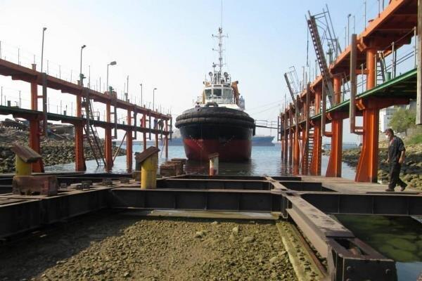 الحاق یدک کش پر قدرت شهید حقگو به چرخه خدمات حمل و نقل دریایی