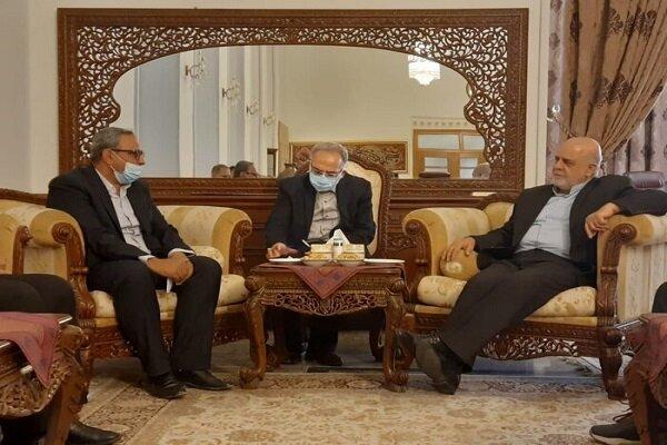 Iraq potential to be goods transit hub to Iran
