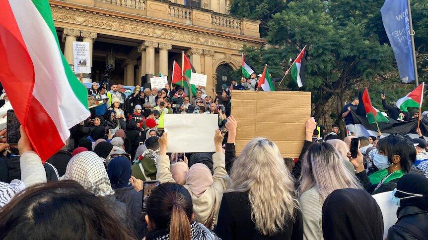 سطح جدیدی از آگاهی در قاره سبز/ جهان با فلسطین همصدا می شود