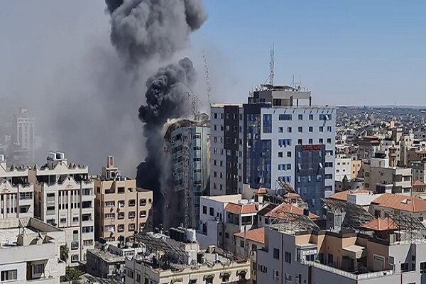 Resistance launches new rocket attacks on Zionists  (+VIDEO)
