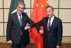 گفتگوی وزیران خارجه چین و پاکستان در مورد روابط دو جانبه و تحولات افغانستان