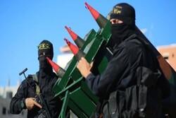 Palestinian Islamic Jihad movement unveiled 'Qassem' Missile