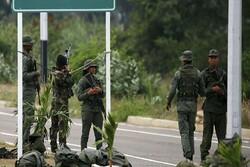 Venezuela demands release of kidnapped soldiers