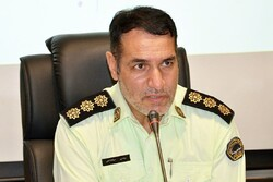 کشف ۴۳ فقره سرقت و دستگیری ۲۵ سارق در خرمآباد