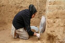 کاوش آتشکده باستانی سوادکوه ادامه دارد