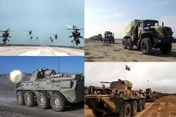 رزمایش ارتش جمهوری آذربایجان آغاز شد