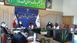 برش استانی رشد و توسعه بهره وری در مازندران تهیه شده است