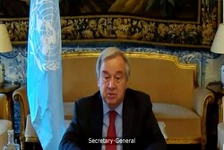 UN chief calls for immediate end to violence in Palestine