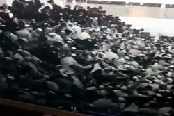 VIDEO: Dozens of Zionists injured in synagogue incident