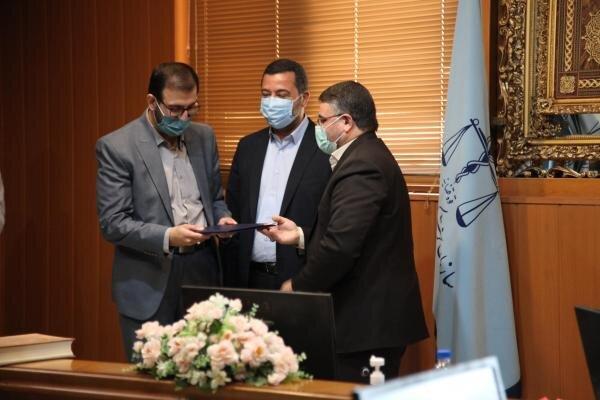 رییس جدید مرکز تحقیقات پزشکی قانونی معرفی شد