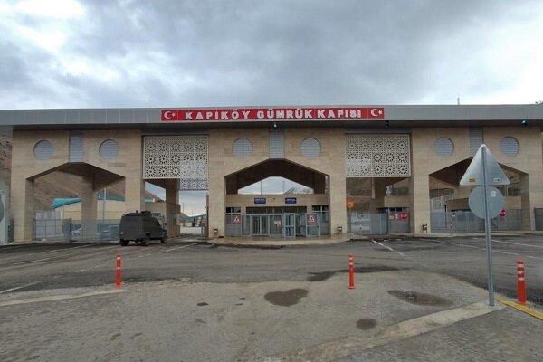 İran ile olan Kapıköy Kapısı 14 ay sonra açıldı