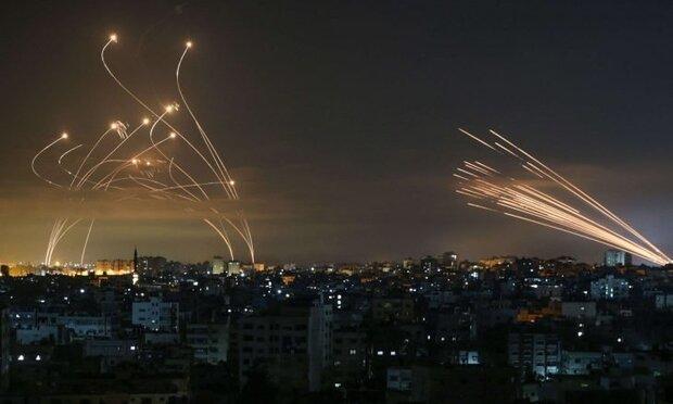 بعض خسائر الكيان الصهيوني ببركة صواريخ المقامة