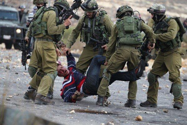 اسرائیلی فوج کی فائرنگ کے نتیجے میں 5 فلسطینی شہید