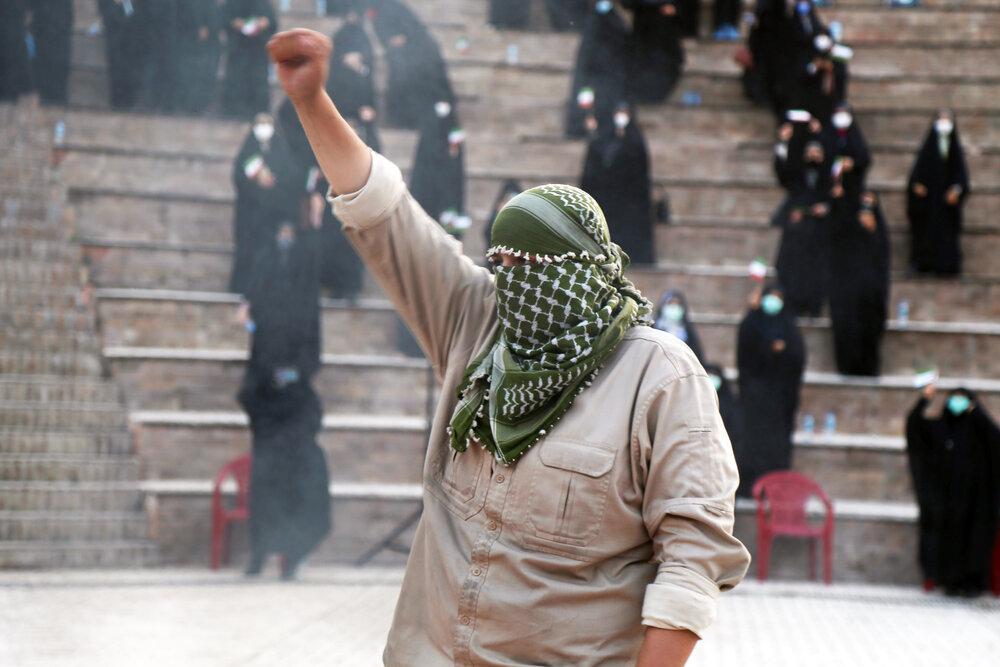 مدعیان حقوق بشر ناقضان حق مردم فلسطین هستند