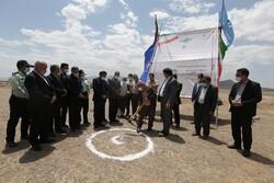 عملیات بهسازی جاده چادرملو به بهاباد آغاز شد