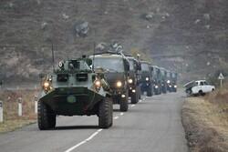 Ermenistan, Azerbaycan mevzilerini vurdu