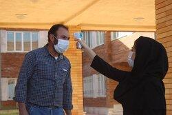 برگزاری امتحانات نهایی در دهلران با رعایت پروتکل های بهداشتی