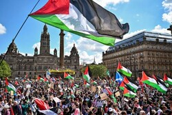 ادامه برگزاری تجمعات حمایت از فلسطین در کشورهای غربی
