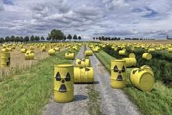 3,000 barrels of radioactive wastes misplaced in Sweden