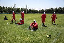 اردوی آمادهسازی تیم ملی فوتبال بانوان لغو شد