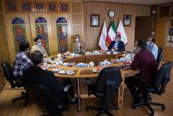 جلسه هم اندیشی مدیران ادوار گذشته تهران تایمز