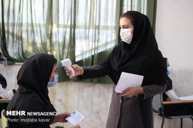 برگزاری حضوری امتحانات نهایی دانش آموزان در دهلران