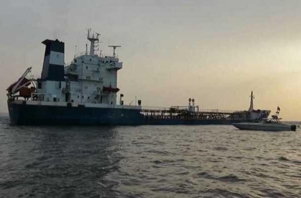 کشف ۳۴۰ هزار لیتر سوخت قاچاق در آب های هرمزگان