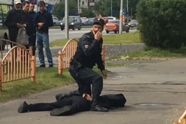 3 killed in Russia's Yekaterinburg knife attack