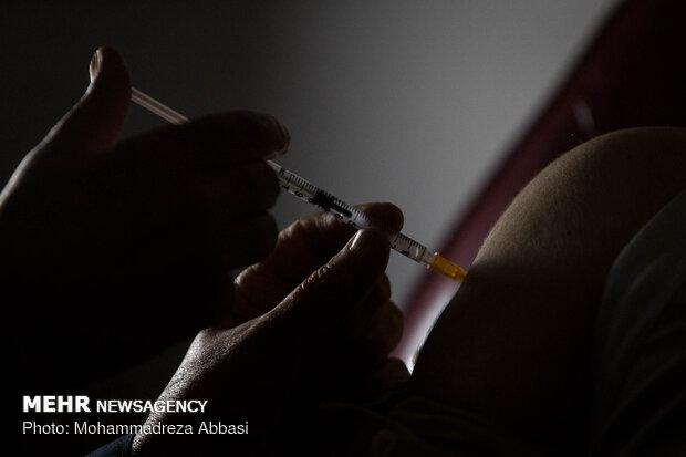 Vaccine jabs hit 5.48m across Iran