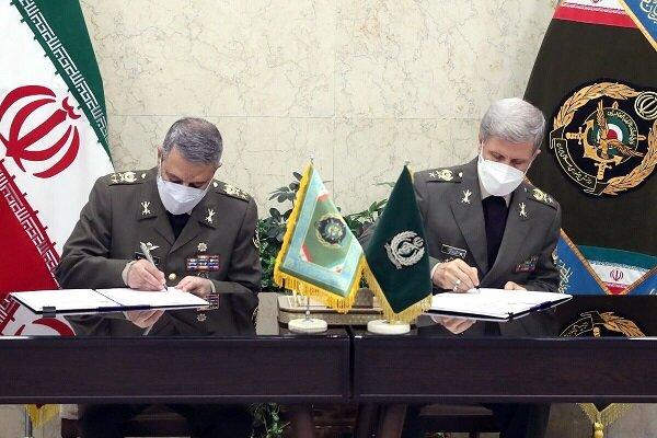 توقيع اتفاقية استراتيجية لارتقاء قدرات الجيش في مجال الطائرات المسيرة