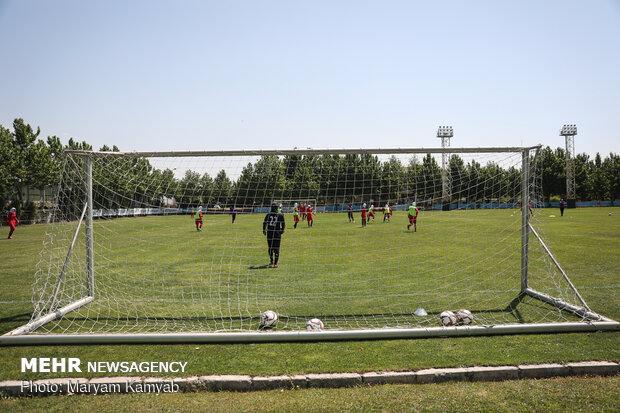 برگزاری اردوی تیم فوتبال نوجوانان بانوان لغو شد