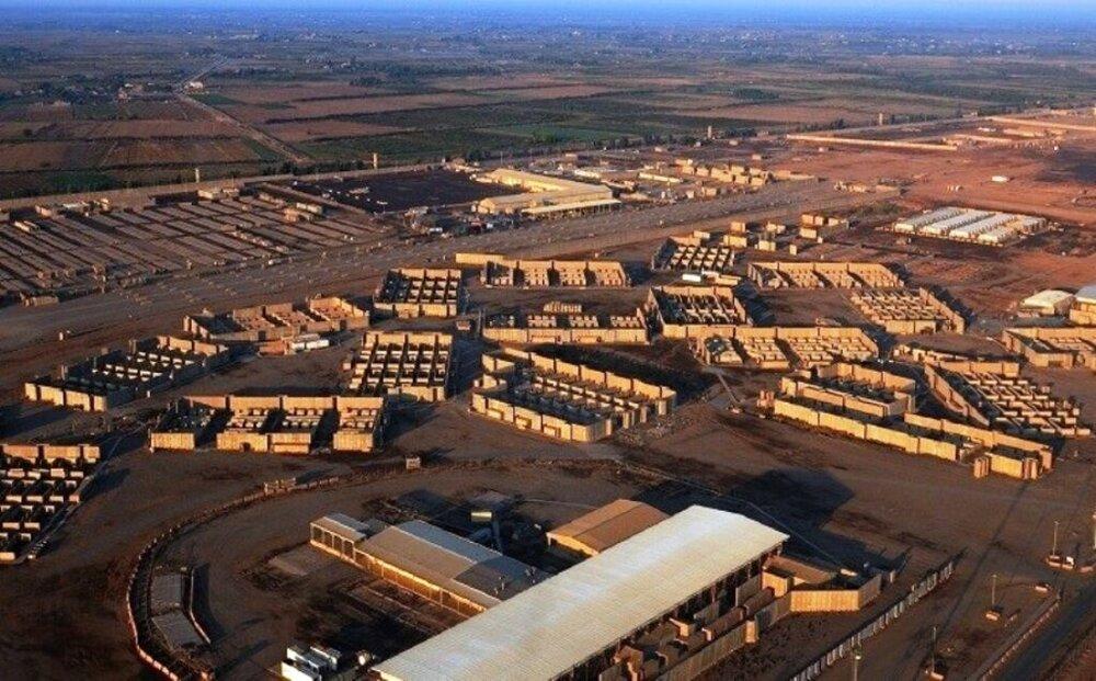 پایگاه هوایی «بلد» در عراق هدف حمله راکتی قرار گرفت