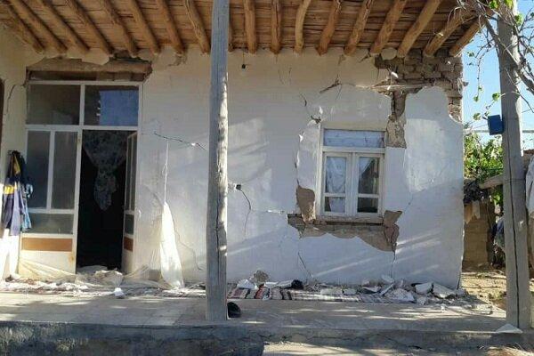 امدادرسانی به زلزلهزدگان روستای قزل حصار