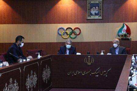 اعضای کادر سرپرستی ایران در المپیک توکیو معرفی شدند