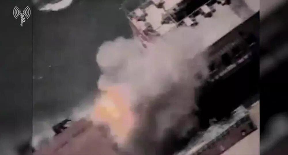 Resistance fires rockets at northern Tel Aviv (+VIDEOS)