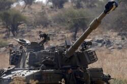 رژیم صهیونیستی جنوب لبنان را هدف حمله توپخانه ای خود قرار داد