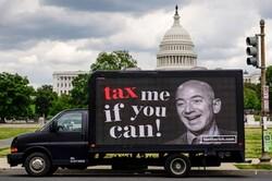 فشار افکار عمومی برای دریافت مالیات بیشتر از جف بزوس