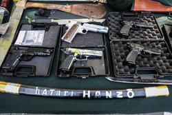 انهدام باند فروش سلاح جنگی در پایتخت