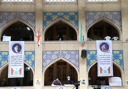 تجمع حوزویان خراسان در محکومیت جنایتهای رژیم کودک کش