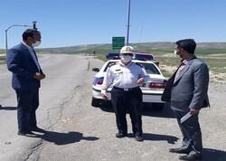 مهلت ۱۵ روزه دادستان هشترود برای رفع مشکلات جاده هشترود - مراغه