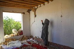 سرعت لاکپشتی بازسازی منازل زلزلهزده خراسان شمالی/ سرما نزدیک است