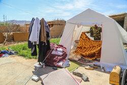 ۵ هزار وعده غذای گرم بین زلزلهزدگان خراسان شمالی توزیع میشود