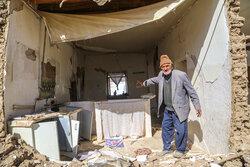 زلزله زدگان خراسان شمالی همچنان در انتظار