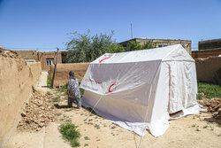 تمام خانوادههای آسیب دیده از زلزله جاجرم اسکان اضطراری شدند