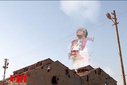«افسانه بناسان، غول چراغ جادو» به جشنواره جهانی فیلم فجر میآید