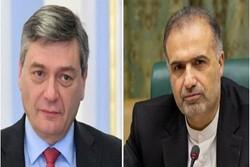Iran, Russia discuss Armenia-Azerbaijan border situation