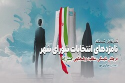 لزوم انتخاب شورای شهر توانمند و در تراز انقلاب اسلامی