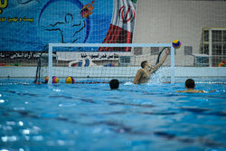 Camp of Iran national water polo team