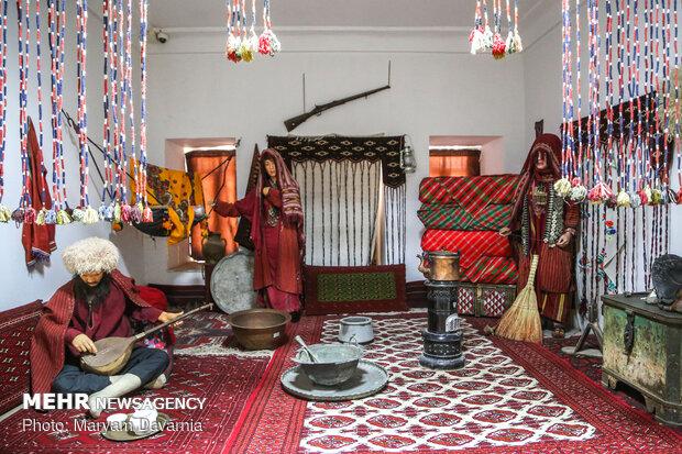 Sardar Mofakham Mansion, Museum in Bojnord «عمارت مفخم» بجنورد