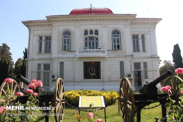 Enzeli Müze Sarayı; İran'ın askeri müzesi